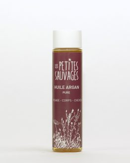 l'HUILE D'ARGAN PURE, une huile précieuse pour le visage, le corps et les cheveux