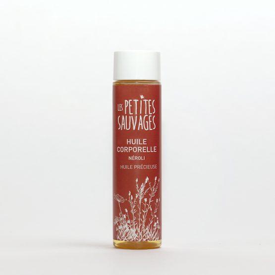 L'huile corporelle NEROLI, une huile relaxante et envoutante